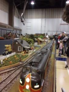 locomotive, trains, model trains