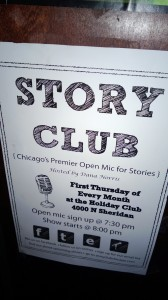 Story Club Chicago