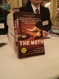 A book of 50 amazing Moth stories, chosen from an archive that has more than 10,000 tales.