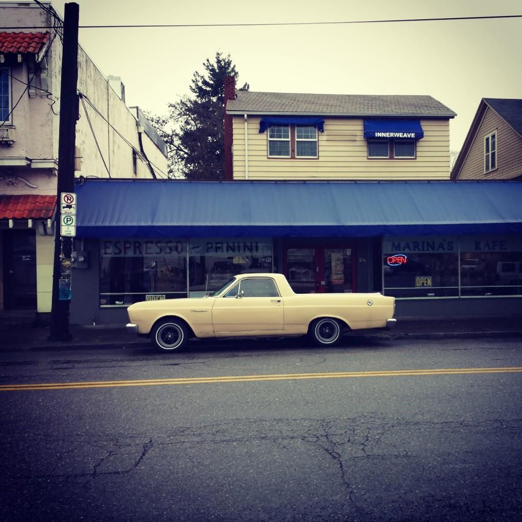 Marina's Kafe in Portland.
