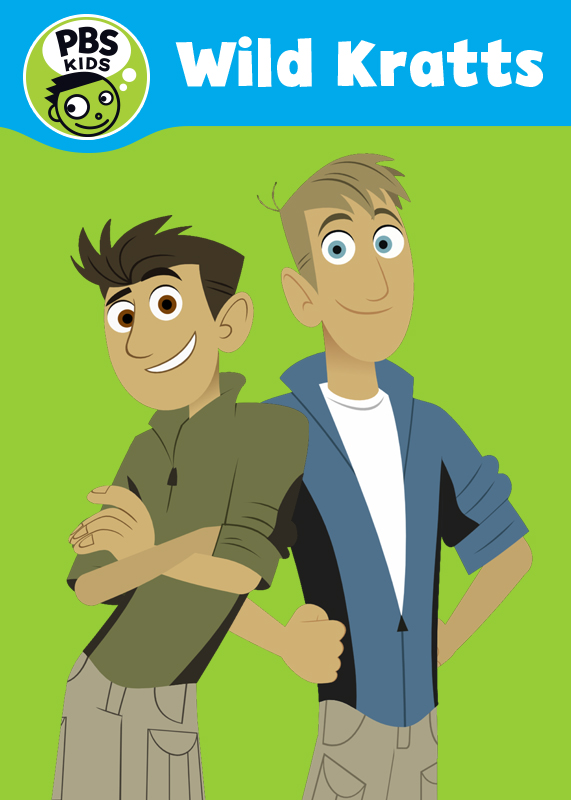 Martin and Chris Kratts created a funny cartoon series starring themselves. Through the brothers' adventures kids learn about the lives of animals.