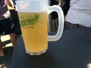Hopsfest is a one-day festival where you can enjoy more than 65 draft beers.