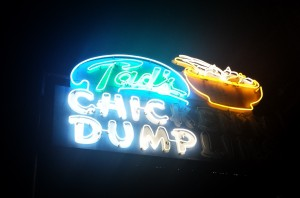 Tad's Chicken n' Dumplings' monthly storytelling show has been around for three years.