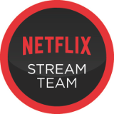 StreamTeam Netflix badge